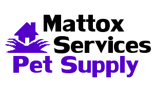 Pet Supplies Logo Mattox