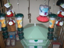 Bird Feeders Aberdeen MS, Amory Ms, Okolona Mississippi, Monroe County, Houston, MS, Nettleton, Chickasaw County, West Point