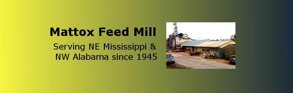 Mattox Feed Mill Aberdeen Mississippi